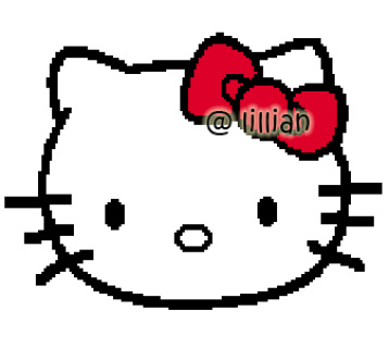 hello kitty mask template - hello kitty cross stitch patterns kits cross stitch island